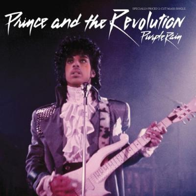"Prince & the Revolution - Purple Rain (Purple Vinyl) (12"")"