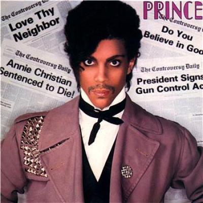 Prince - Controversy (cover)