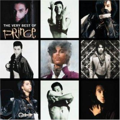 Prince - Very Best Of (cover)