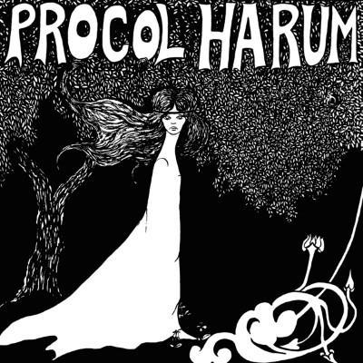 Procol Harum - Procol Harum (LP)