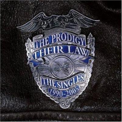 Prodigy - Their Law: The Singles 1990-2005 (cover)