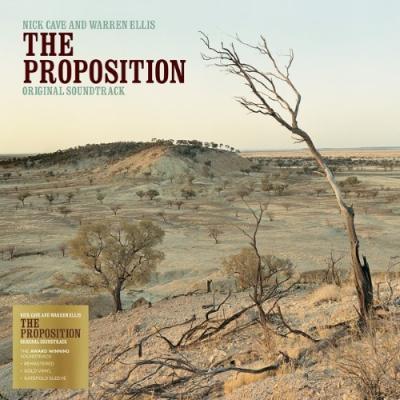 Proposition (OST by Nick Cave & Warren Ellis) (Gold Vinyl) (LP)