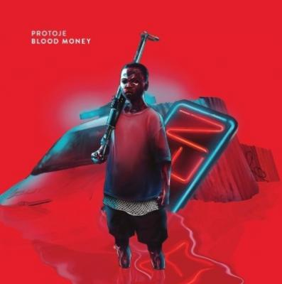 "Protoje - Blood Money (Red Vinyl) (7"")"