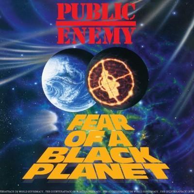 Public Enemy - Fear of a Black Planet (LP+Download)