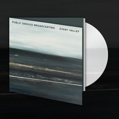 Public Service Broadcasting - Every Valley (Gatefold Clear Vinyl) (LP)