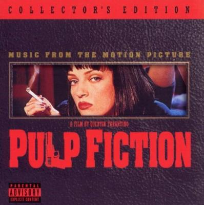 Ost - Pulp Fiction (Collectors Edition) (cover)