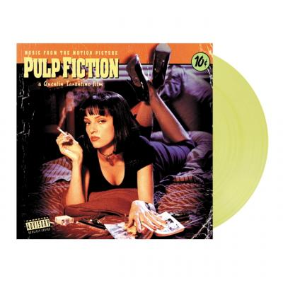 Pulp Fiction (Translucent Yellow Vinyl) (LP)