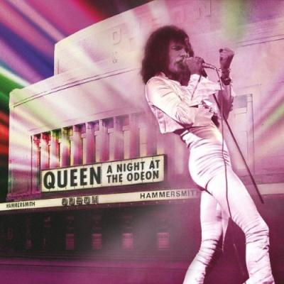Queen - A Night At The Odeon (Limited) (CD+BluRay+DVD+LP+Book)