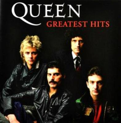 Queen - Greatest Hits I (cover)
