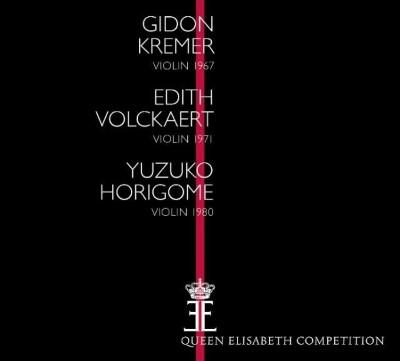 Queen Elisabeth Competition Violin (1967 - 1971 - 1980) (3CD)