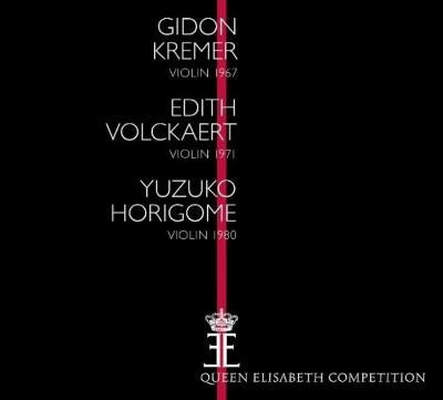 Queen Elisabeth Competition Violin (1967 - 1971 - 1980) (3CD)
