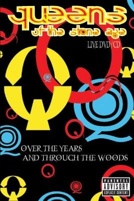 Queens Of The Stone Age - Over The Years And Through The Woods (DVD+CD)