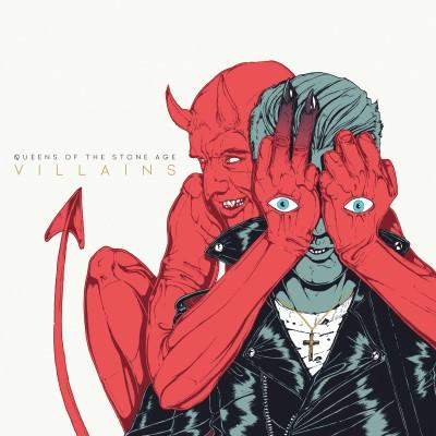 Queens Of The Stone Age - Villains (Deluxe Edition) (2LP)