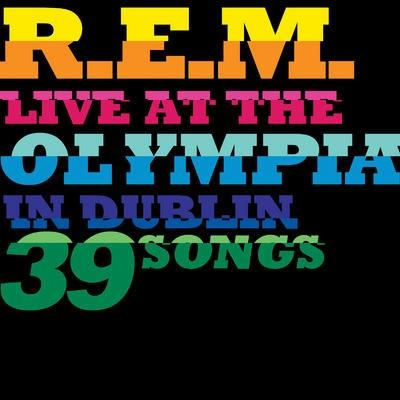 R.E.M. - Live At the Olympia (2CD+DVD)