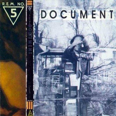 R.E.M. - Document (25th Anniversary Edition) (cover)