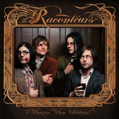 Raconteurs - Broken Boy Soldiers (LP) (cover)