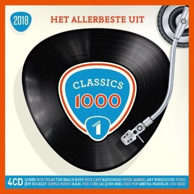 Radio 1 Classics 1000 (2018) (4CD)