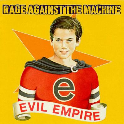 Rage Against The Machine - Evil Empire (cover)