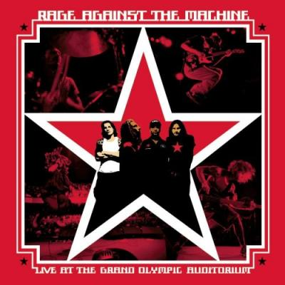 Rage Against The Machine - Live At The Grand Olympic (cover)