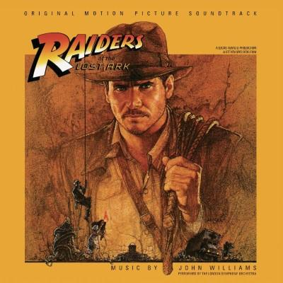 Raiders of the Lost Ark (OST by John Williams) (2LP)