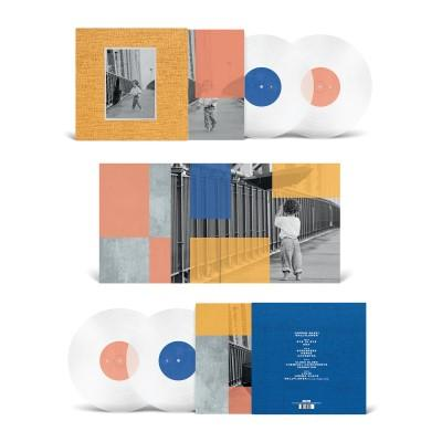 Rakei, Jordan - Wallflower (Coloured Vinyl) (2LP)