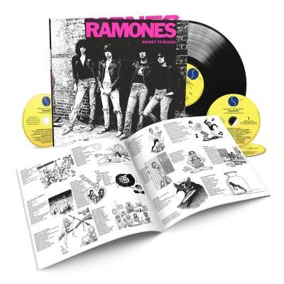 Ramones - Rocket To Russia (40th Anniversary) (Deluxe Edition) (3CD+LP)