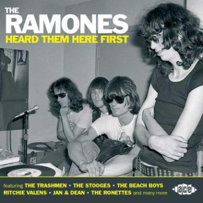 Ramones Heard Them Here First (cover)
