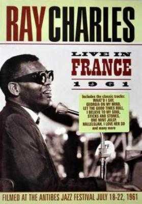 Charles Ray - Live In France (DVD) (cover)