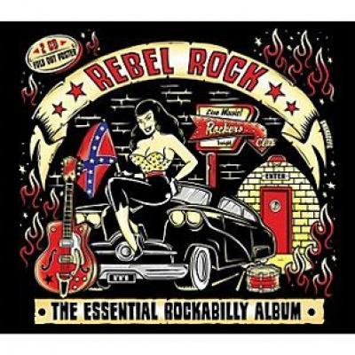 rebel rock the essential rockabilly album bilbo. Black Bedroom Furniture Sets. Home Design Ideas