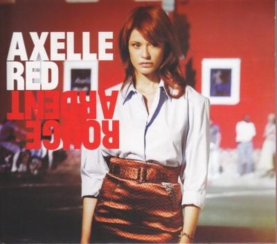 Red, Axelle - Rouge Ardent (Red Vinyl) (LP)
