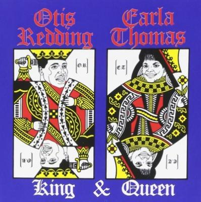 Redding, Otis & Carla Thomas - King and Queen (50th Anniversary Edition) (LP)