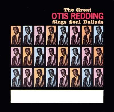 Redding, Otis - Soul Ballads (LP)