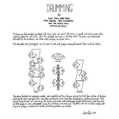 Reich, Steve - Drumming (2CD)