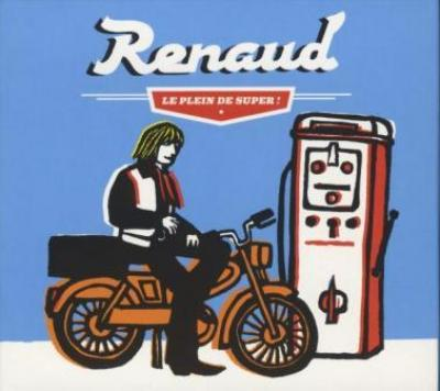 Renaud - Le Plein De Super (3CD) (cover)