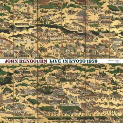 Renbourn, John - Live In Kyoto 1978 (LP)