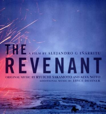 Revenant (OST by Ryuichi Sakamoto & Alva Noto & Bryce Dessner) (2LP)