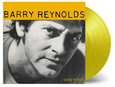 Reynolds, Barry - I Scare Myself (Yellow Vinyl) (LP)