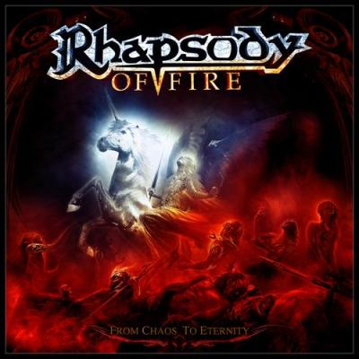 Rhapsody Of Fire - From Chaos To Eternity (cover)