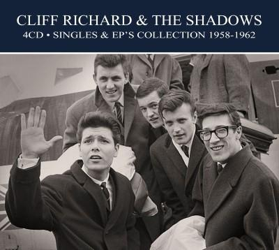 Richard, Cliff & the Shadows - Singles & EP's Collection 1958 -1962 (4CD)
