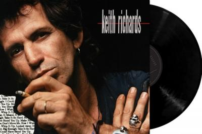Richards, Keith - Talk is Cheap (30th Ann.) (LP)