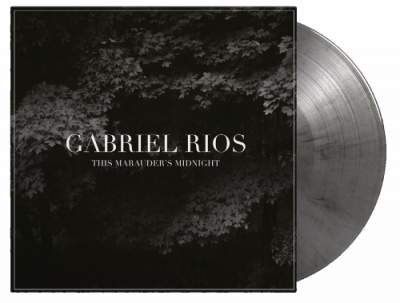 Rios, Gabriel - This Marauder's Midnight (Silver & Black Mixed Vinyl) (LP)