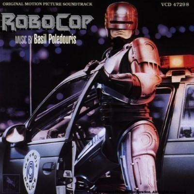 Robocop (Music by Basil Poledoris) (LP)