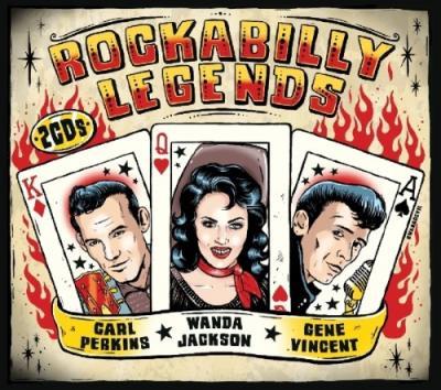 Rockabilly Legends (2CD)