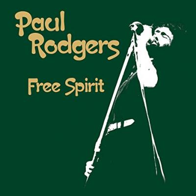 Rodgers, Paul - Free Spirit (Live At Royal Albert Hall) (CD+DVD)