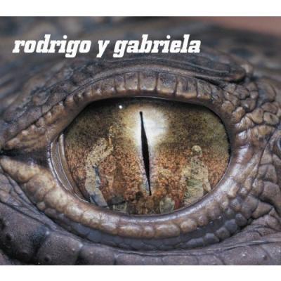 Rodrigo Y Gabriela - Rodrigo Y Gabriela (cover)