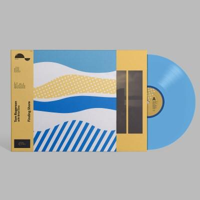 Rogerson, Tom & Brian Eno - Finding Shore (Opaque Blue Vinyl) (LP)