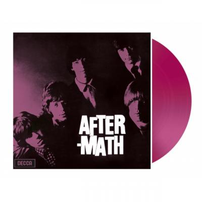 Rolling Stones - Aftermath (Uk Version) (Blue Vinyl) (LP)