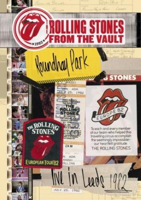 Rolling Stones - From The Vault (Leeds 1982) (DVD)