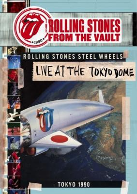 Rolling Stones - From The Vault (Tokyo Dome 1990) (DVD)