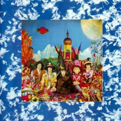 Rolling Stones - Their Satanic Majesties Request (LP) (cover)